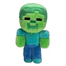 """Minecraft 5893 8.5-Inch """"Baby Zombie"""" Plush Toy"""