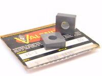 NEW SURPLUS 5PCS. VALENITE SNMA 643C  GRADE: VC2 CARBIDE INSERTS