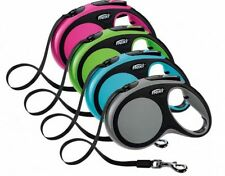 Flexi New Comfort Retractable Dog Leash (Tape), Soft Grip