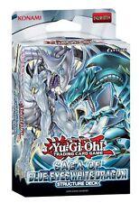 Yugioh Structure Deck: Saga of Blue-Eyes White Dragon Sealed