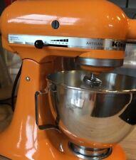 Kitchen Aid Artisan 5KSM150 orange/tangerine