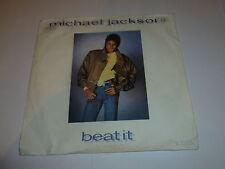 "MICHAEL JACKSON - Beat It - 1983 UK 7"" Vinyl single in sleeve"