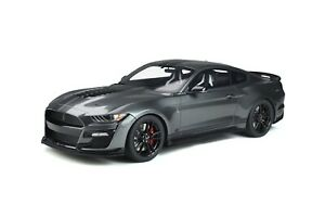 1/12 GT Spirit Ford Mustang Shelby GT500 in Grey from 2020.  GT814