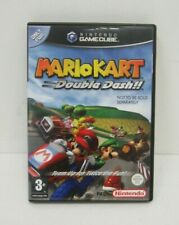 Nintendo GameCube Mario Kart Double Dash 2003 Box and Manual ONLY - FIS L19