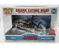 🔥Funko Pop Movie Moments Jaws Movie 1145 Gamestop Exclusive In Hand🔥