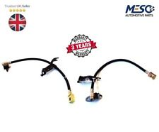 A PAIR OF FRONT BRAKE PIPE HOSE FORD TRANSIT MK6 2000-2006 RIGHT AND LEFT