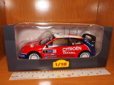CITROEN XSARA WRC 1/18 SEBASTIEN LOEB OMV ADAC  RALLYE 2005 #1