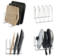 simplywire - Baking Tray & Chopping Board Rack - Pan Storage - Kitchen...