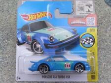 Artículos de automodelismo y aeromodelismo color principal azul Porsche de escala 1:64