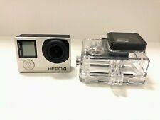 GoPro HERO4 SILVER Action Video Camera with touch screen.