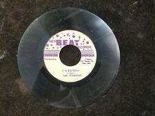 New Beat Records Feel The Rhythm Clancy Eccles / C.N. Express The Dynamites 45