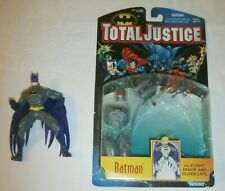 Batman Total Justice Batman Flight Armor /& Glider Cape Free Ship w// Pro Packing