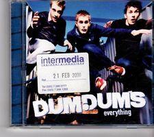 (FK791) Dum Dums, Everything - 2000 CD