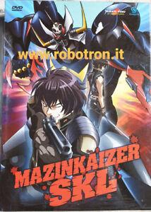 DVD Mazinkaiser SKL Yamato video   -  Anime Japan -