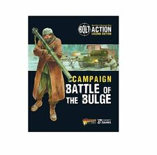 Battle of the Bulge Supplement Book Bolt Action Warlord Games 28mm