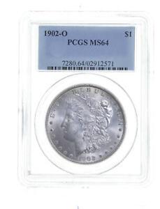 MS64 1902-O Morgan Silver Dollar - Graded PCGS *311