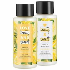 Love Beauty And Planet Hope & Repair Shampoo and Conditioner, Coconut Oil & Ylan