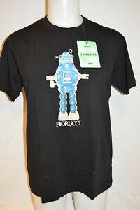 FIORUCCI Man's ROBOT Premium T-shirt NEW Size Medium Retail $125