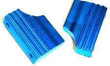 02128b 122005 1/10 alliage aluminium MOTEUR supports Bleu
