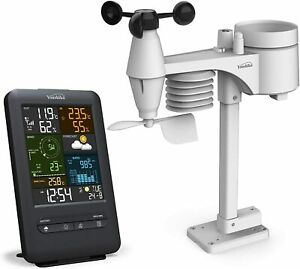 Weather Station YC9465  Radio Control Professional 5-in-1 Wireless Sensor