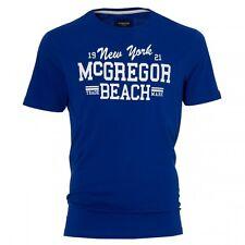 McGregor Cody Diving T-Shirt Blue Mens Size XL Box74 16 K