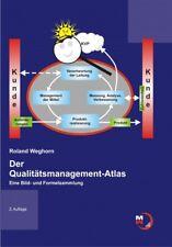Der Qualitätsmanagement-Atlas: Eine Bild- und Formelsammlung 2. Auflage