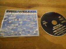 CD Pop Paul Weller - Wild Blue Yonder (3 Song) Promo V2 MUSIC SOLID BOND sc