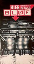 BLOF - HIER - HET BESTE VAN 20 JAAR - EMI - (3) CD BOX SET + DVD - NETHERLANDS