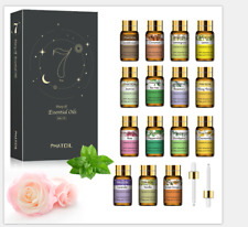 15pcs Essential Oil Pure Aromatherapy Therapeutic Diffuser Burner Holiday gift