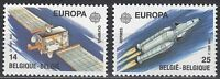 Belgique / Belgien Nr. 2458-2459** Europa CEPT 1991 / Europäische Raumfahrt