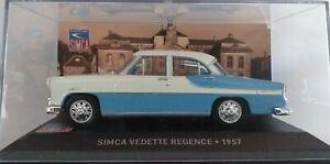 Ixo 1/43 - Simca Vedette Regence 1957