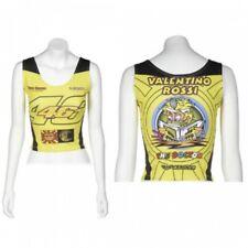 Valentino Rossi 46 Ladies Womens Doctor Official Crop Tank Top Shirt MotoGP VR