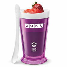 Zoku Slush & Shake Maker Frozen Slushie Milkshake Maker Green PU 3129 or 3000