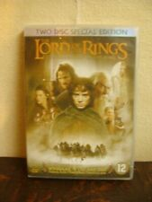 2 DVD - The Lord of the Rings - Special Edition - 2002 - Français / Anglais