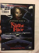 Stephen Kings The Night Flier (DVD, 1998)
