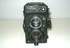 Yashica Mat-124G Medium Format TLR Film Camera