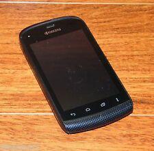 Kyocera Hydro C5170 - Black (Boost Mobile) Pre-Paid 2GB Smartphone w/ Battery