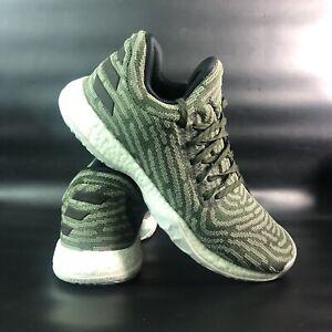 Adidas Harden Volume 1 LS PK AH2113 Green Men's  Shoes Sneakers Size 9