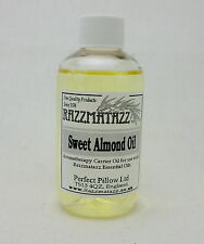 SWEET ALMOND CARRIER/MASSAGE OIL 200ML>FREEpp>BY FAR THE BEST VALUE for MONEY