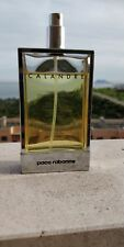 Calandre-by-Paco-Rabanne-Eau-de-Toilette-Spray 100ml (80% used)