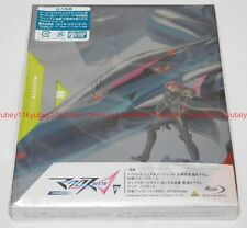 New Macross Delta Vol.6 Limited Edition Blu-ray Booklet Japan English Subtitles