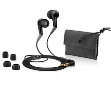 New Senheisse CX350 Stereo Noise Isolating In Ear Headphones carrying Pouch - UK