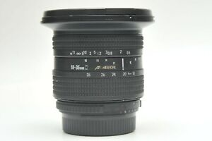 Quantaray 18-35mm F/3.5-4.5 Aspherical Wide-Angle AF Lens For Nikon F Mount