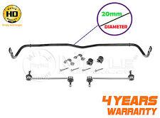 Para Seat Ibiza 1.2 1.4 TSI HD Antiroll Estabilizador Barra de vínculos D Arbustos 20mm Set