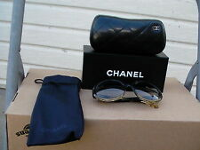 Authentic Chanel sunglasses 5120 c.1142/3c 56/20  135 3N new with box