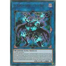 Yu-Gi-Oh The Phantom Knights of Rusty Bardiche LEHD-ENC00 Ultra Rare 1st Edition