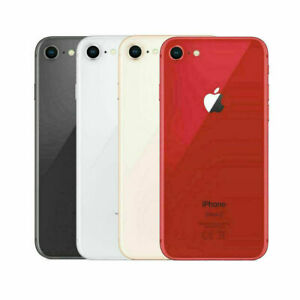 Apple iPhone 8 - 64GB 256GB  Gold Red Silver Space Grey -UNLOCKED GOOD CONDITION