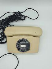Deutsche Bundespost FeTAp 791-1 Wählscheibentelefon Beige Alt Selten Vintage