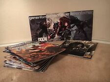Lot of 32 Game Informer Video Gaming Magazine 2010-2017 ***Great Deal***