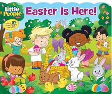 Fisher-Price Little People: Easter Is Here! (Lift-the-Flap) by Froeb, Lori C.